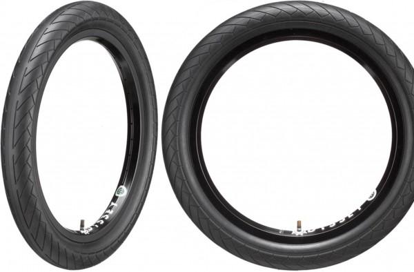 """Odyssey Reifen Tom Dugan 20x2,4"""", schwarz"""