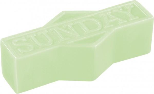 Sunday Wax Cornerstone, grün