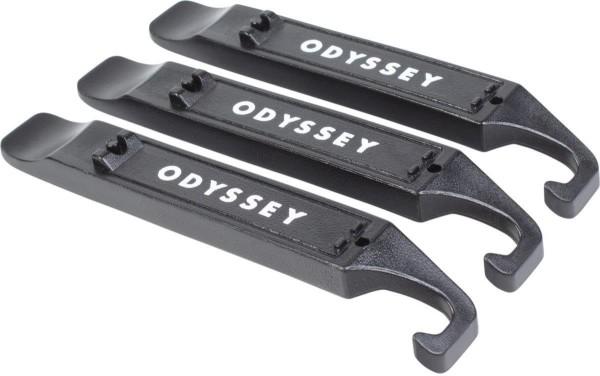 Odyssey Reifenheber Kit Futura 3-tlg., schwarz