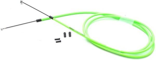 SaltBMX Bremskabel Super-Slic, neongrün