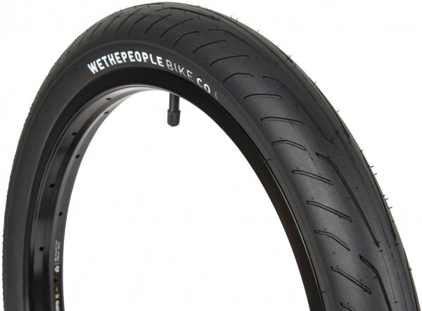 """WeThePeople Reifen Stickin 2,3"""", schwarz"""