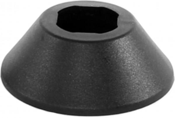 Merritt Sleeve Hubguard PC, schwarz