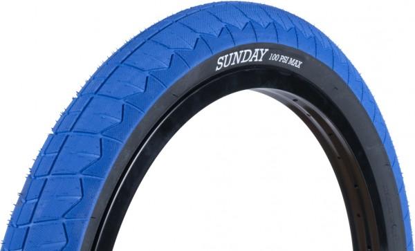 "Sunday Reifen Current V2 20x2.40"", blau"