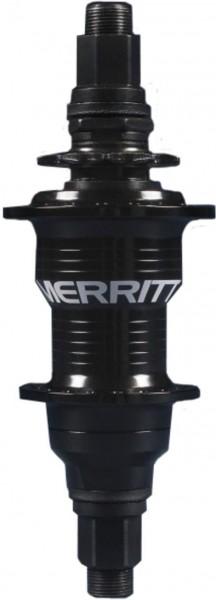 Merritt Nabe Freecoaster Final LHD, schwarz