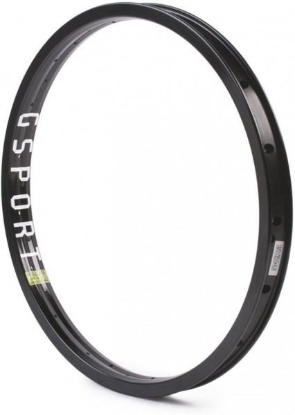 G-Sport Felge RollCage, schwarz