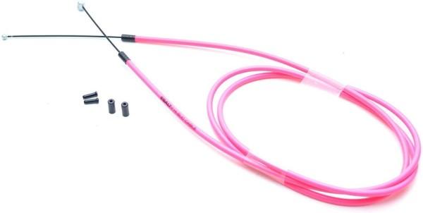 SaltBMX Bremskabel Super-Slic, neonpink