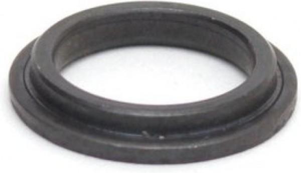 SaltBMX Kettenblatt Adapter 2,6mm Stahl Kettenblatt, schwarz