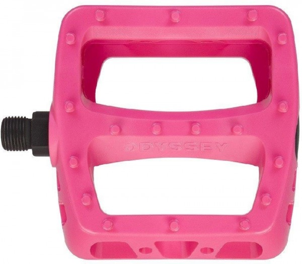 Odyssey Pedale Twisted PC, pink