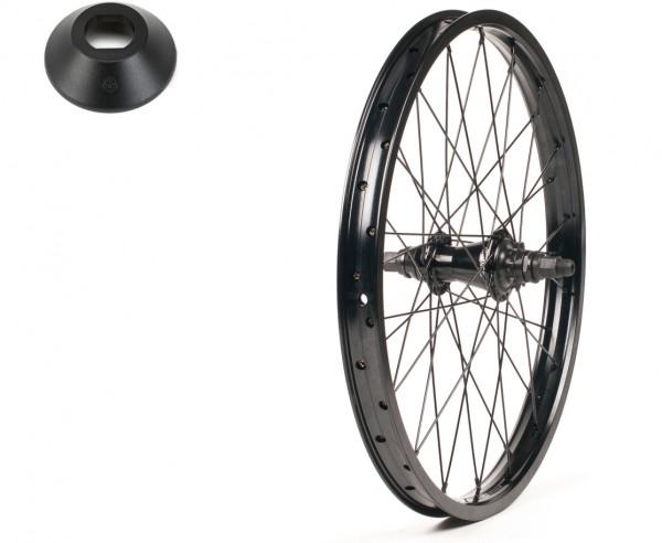 """SaltPlus Laufrad hinten Mesa 20"""", schwarz"""
