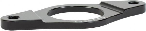 Odyssey Gyro Plate CNC, schwarz