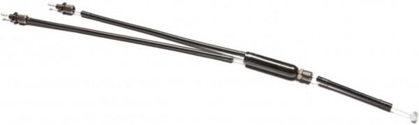 SaltBMX Bremskabel Gyro-Kabel 425mm, schwarz