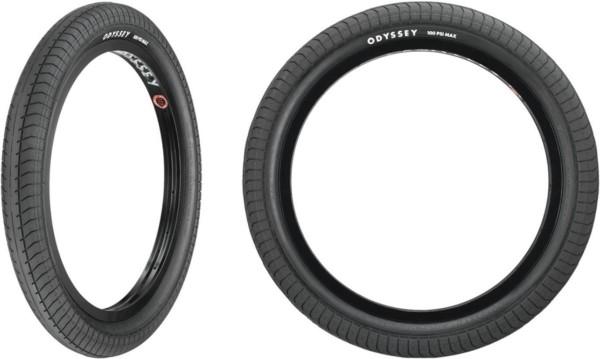 """Odyssey Reifen Path Pro 100PSI 20x2,40"""", schwarz"""
