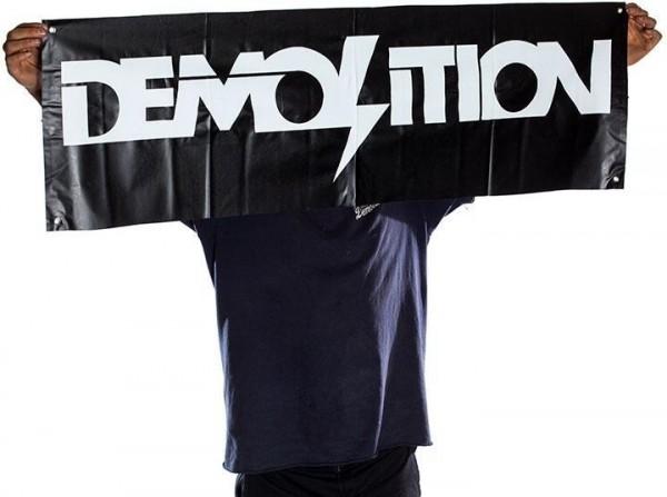 Demolition Banner