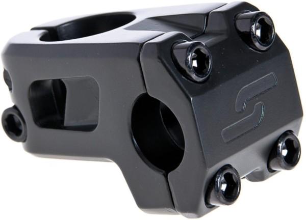 SaltBMX Vorbau Junior Toploader, schwarz