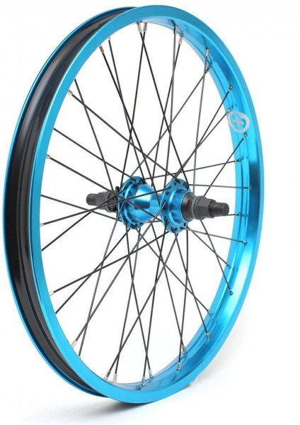 SaltBMX Laufrad hinten Everest Cassette, blau