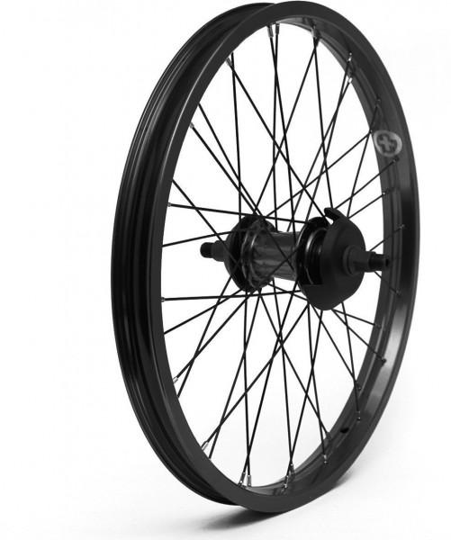 SaltBMX Laufrad hinten Everest Freecoaster RHD, schwarz