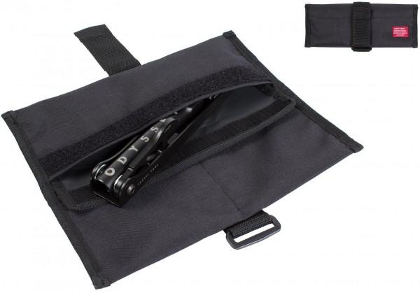 Odyssey Werkzeugtasche Travel Wrap, schwarz